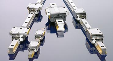Lineartechnik - Schienenführungen